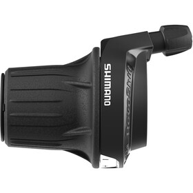 Shimano SL-RV200 Grip Shifter Left 3-speed Clamp without Display